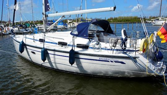 Charter 37' Sparrow Bavaria Cruising Monohull In Workum, Netherlands