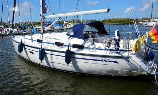 Charter 37' Sparrow Bavaria Cruising Monohull In Workum, Netherlands