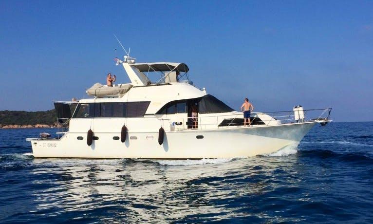Charter 56' Ocean Trawler in Porto-Vecchio, France