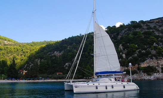 53' Catana Cruising Catamaran In Greece