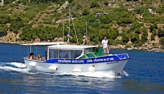 Enjoy Cruising In Komiža, Croatia