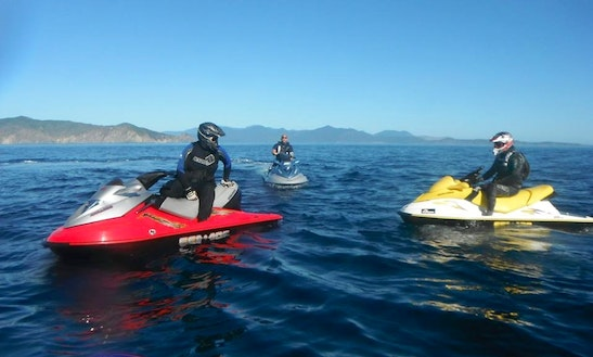 Rent Seadoo Jet Ski In Paraparaumu, Wellington