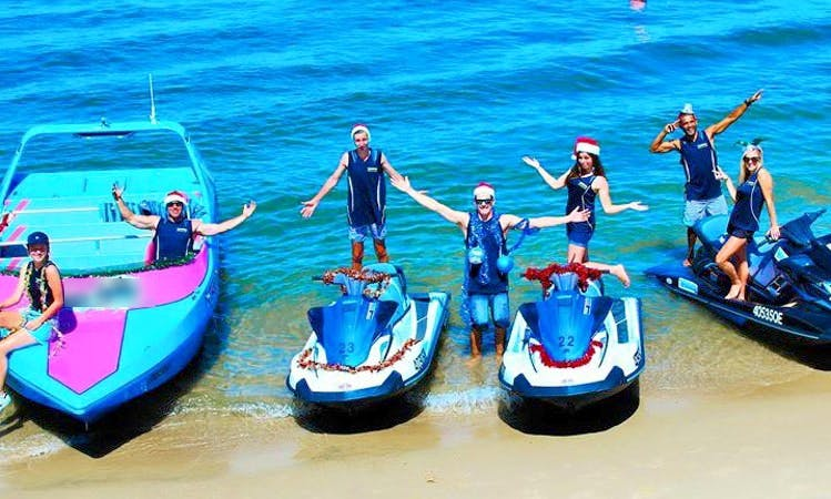 Rent a Jet Ski in Queensland, Australia