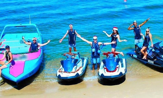 Rent A Jet Ski In Queensland, Australia