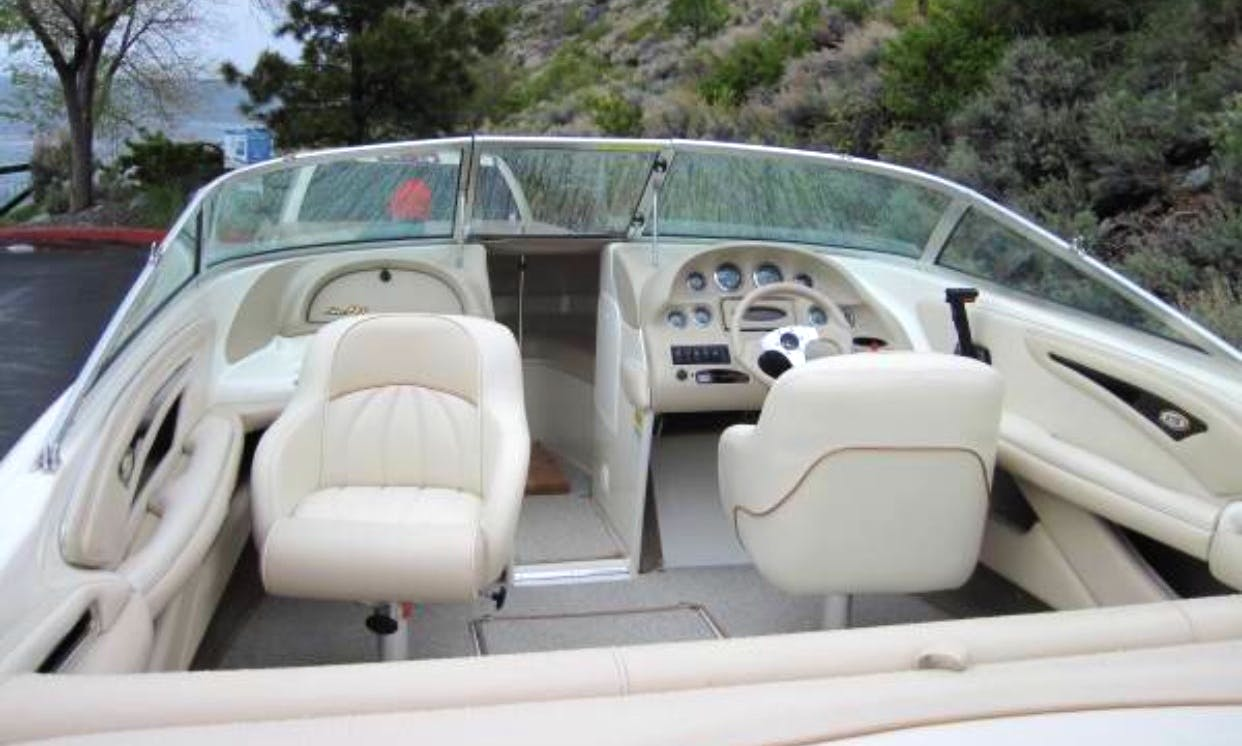 Bowrider for rent in South Lake Tahoe