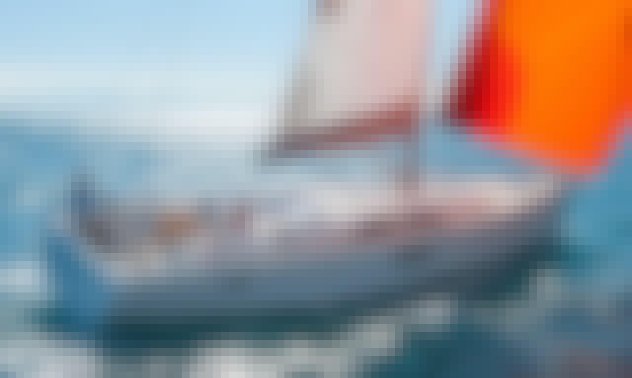 Charter Hanse 505 Crusing Monohull in Zagreba, Croatia