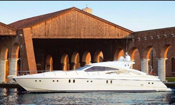Charter 61' DP Power Mega Yacht In Napoli, Italy