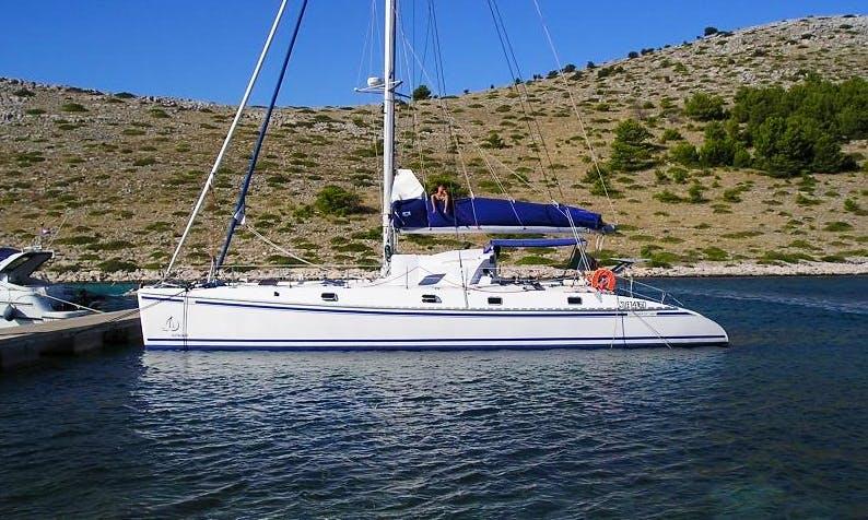 Charter 30' Bavaria Cruising Monohull in Puglia, Italy