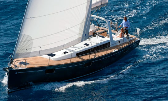 Charter A Stunning And Fully Equipped Oceanis 48 Sailboat In Zagreb, Croatia