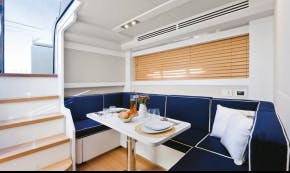 Charter 52' Itama Power Mega Yacht In Napoli, Italy