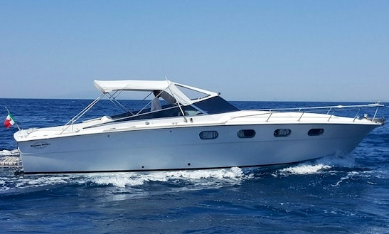 Charter 38' Magnum Motor Yacht In Vico Equense, Italy