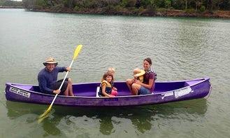 Rent a Canoe in Brunswick Heads, Australia