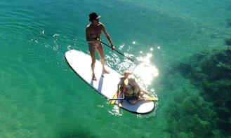 Rent a Stand Up Paddleboard in Brunswick Heads, Australia