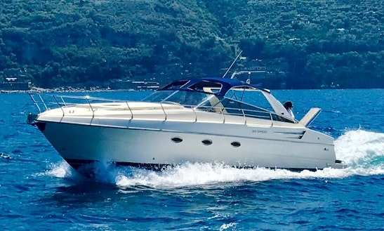 Charter 38' Ilver Motor Yacht In Vico Equense, Italy