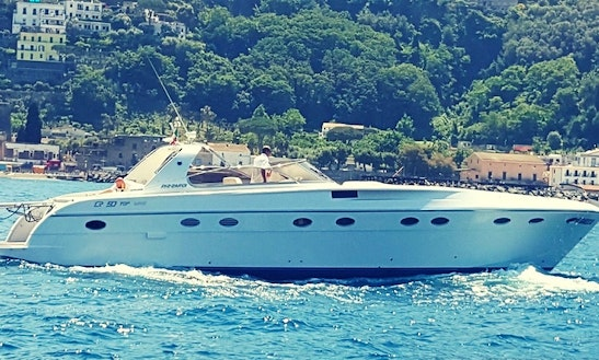 Charter 49' Rizzardi Motor Yacht In Vico Equense, Italy