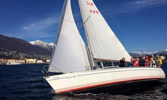 Charter 37' Cruising Monohull In Nottwil, Switzerland
