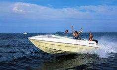 Charter 21' Quicksilver 620 sport Motor Yacht in Tulcea, Romania