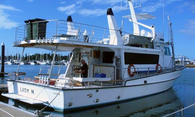 Enjoy Fishing in Callemondah, Queensland with Captain Peter