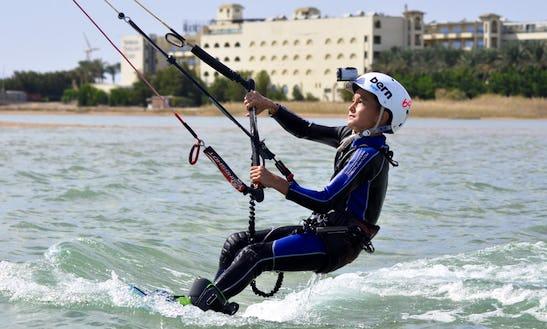 Red Sea Kitesurfing, Let's Go Flying!