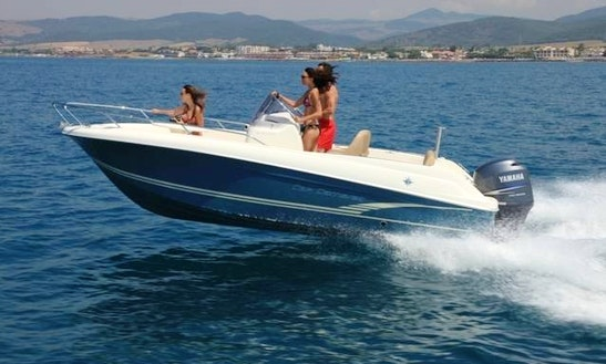 Rent 21' Cap Camarat Center Console In Hyères, France