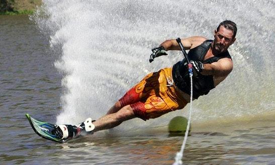 Rent A Water Skiing In Puerto Galera, Philippines