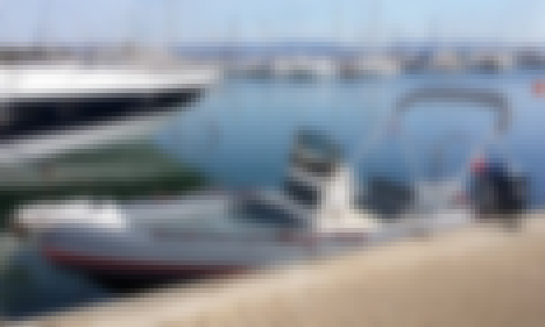 Rent 21' Joker Coaster 650 Rigid Inflatable Boat in Hyères, France