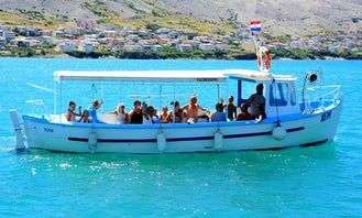 Book this Awesome 4-Hours Boat Trips in Zadar, Croatia