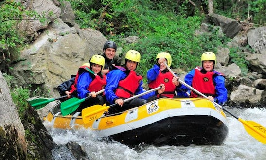 Enjoy Rafting Trips In Puichéric, France