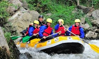 Enjoy Rafting Trips in Puichéric, France