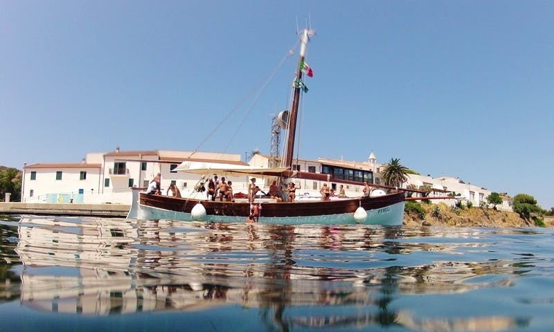Enjoy Sightseeing Tours in Stintino, Sardegna on Asinara Gulet