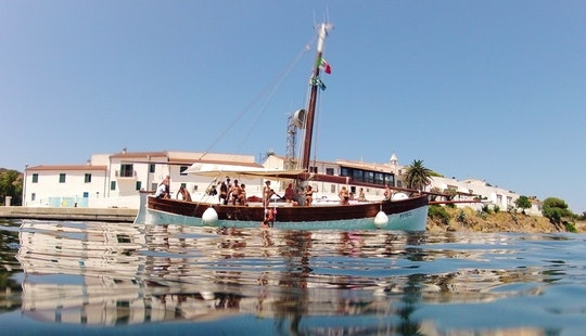 Enjoy Sightseeing Tours In Stintino, Sardegna On Asinara Gulet