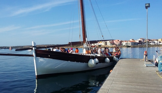 Enjoy Sightseeing Tours In Stintino, Sardegna On Elizabeth Gulet