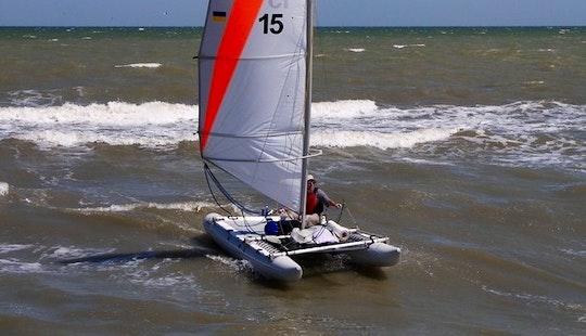 Rent A Beach Catamaran In Ramatuelle, France
