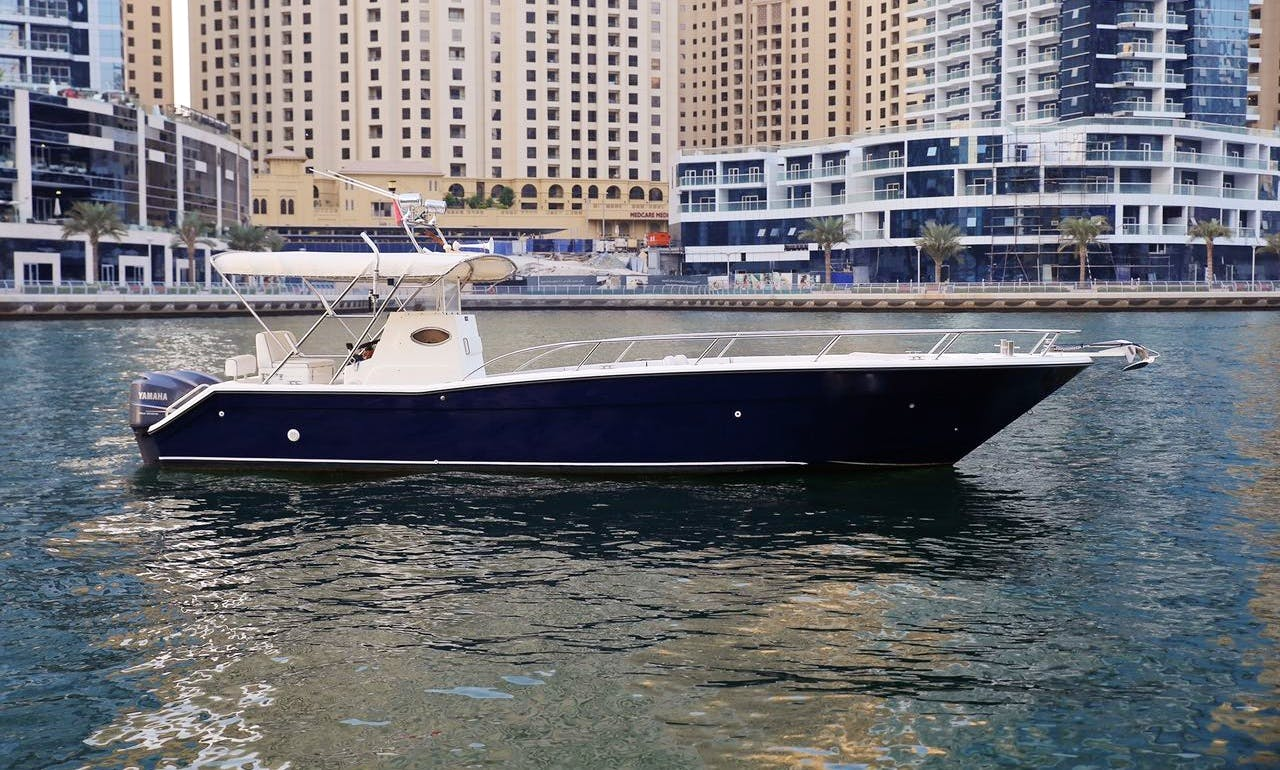Fishing Trip Dubai 36ft