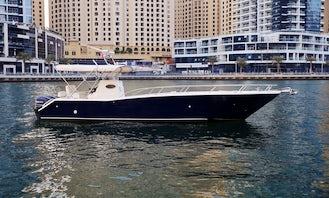 Fishing Trip Dubai 36ft