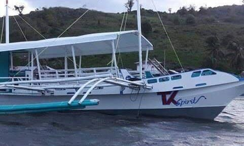 Charter a Passenger Boat in Bais City, Philippines