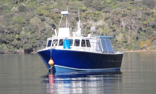 Enjoy Fishing In Porirua, Wellington With Captain John