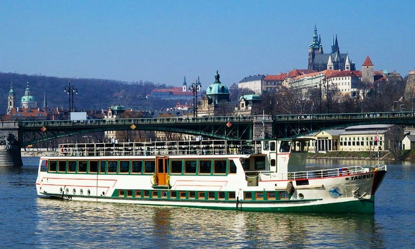 Amazing Canal Boat Trips in Prague, Czech Republic