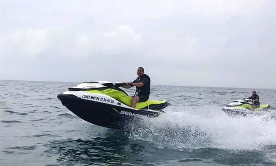 Rent Seadoo Jet Ski In Pérols, Occitanie