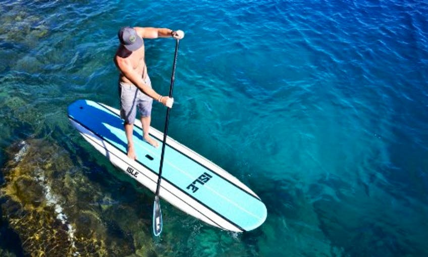 Enjoy Stand Up Paddleboarding in Pérols, Occitanie