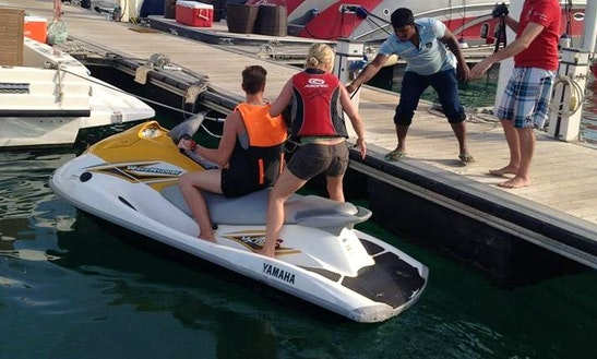 Rent Jet Ski For 2 Person In Abu Dhabi, United Arab Emirates