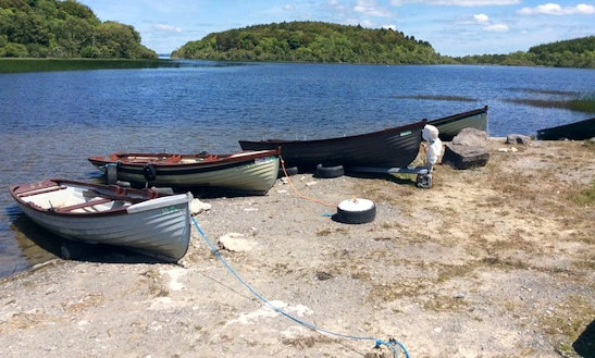 Fun Day Of Fishing In County Mayo, Ireland On This Dinghy