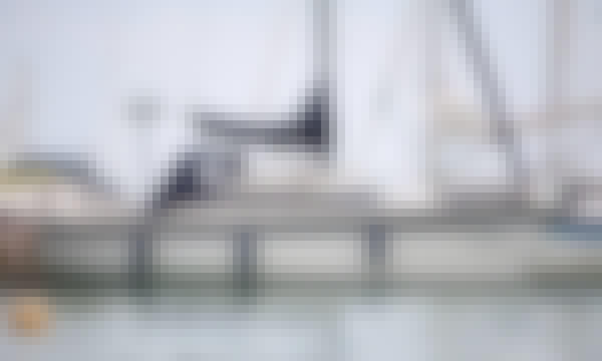 Rent 26' Twings Cruising Monohull in Balatonfüred, Hungary
