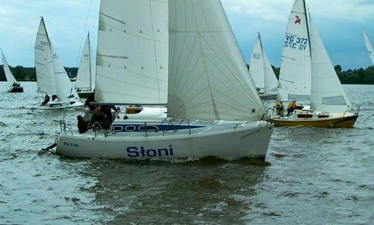 Charter 26' Pegasus Cruising Monohull In Nieporęt, Poland