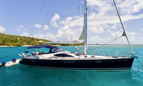 Sailing Charter On 54ft
