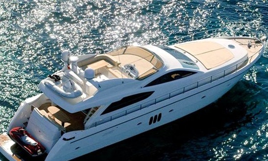 Charter 62' Abacus Power Mega Yacht In Massa, Toscana