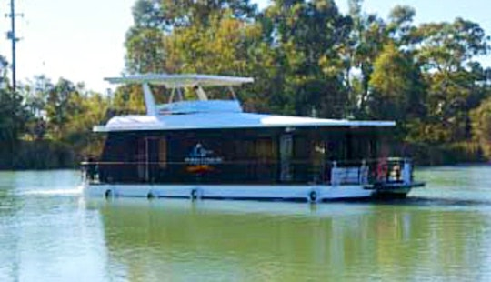 Rent A Murray Darling 2 Houseboat In Wentworth, Australia