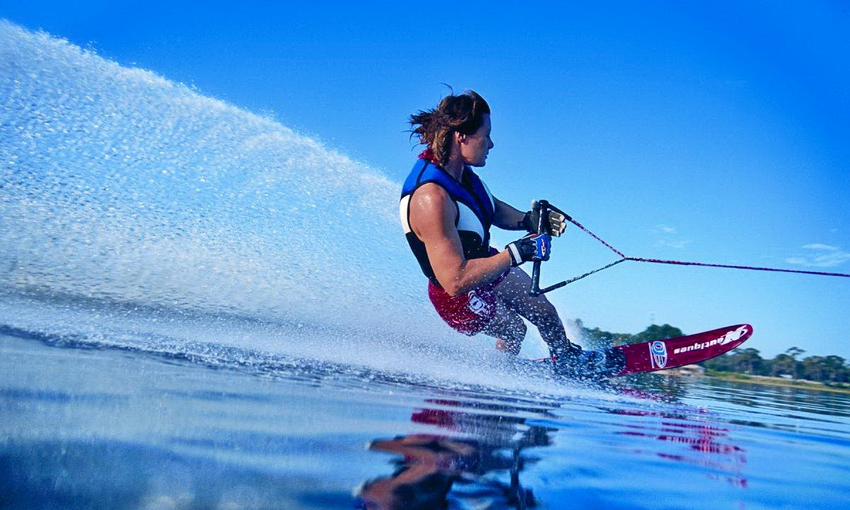 Enjoy Water Skiing in Anglet, France