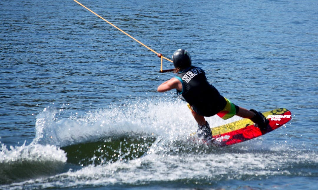 Enjoy Wakeboarding in Anglet, France