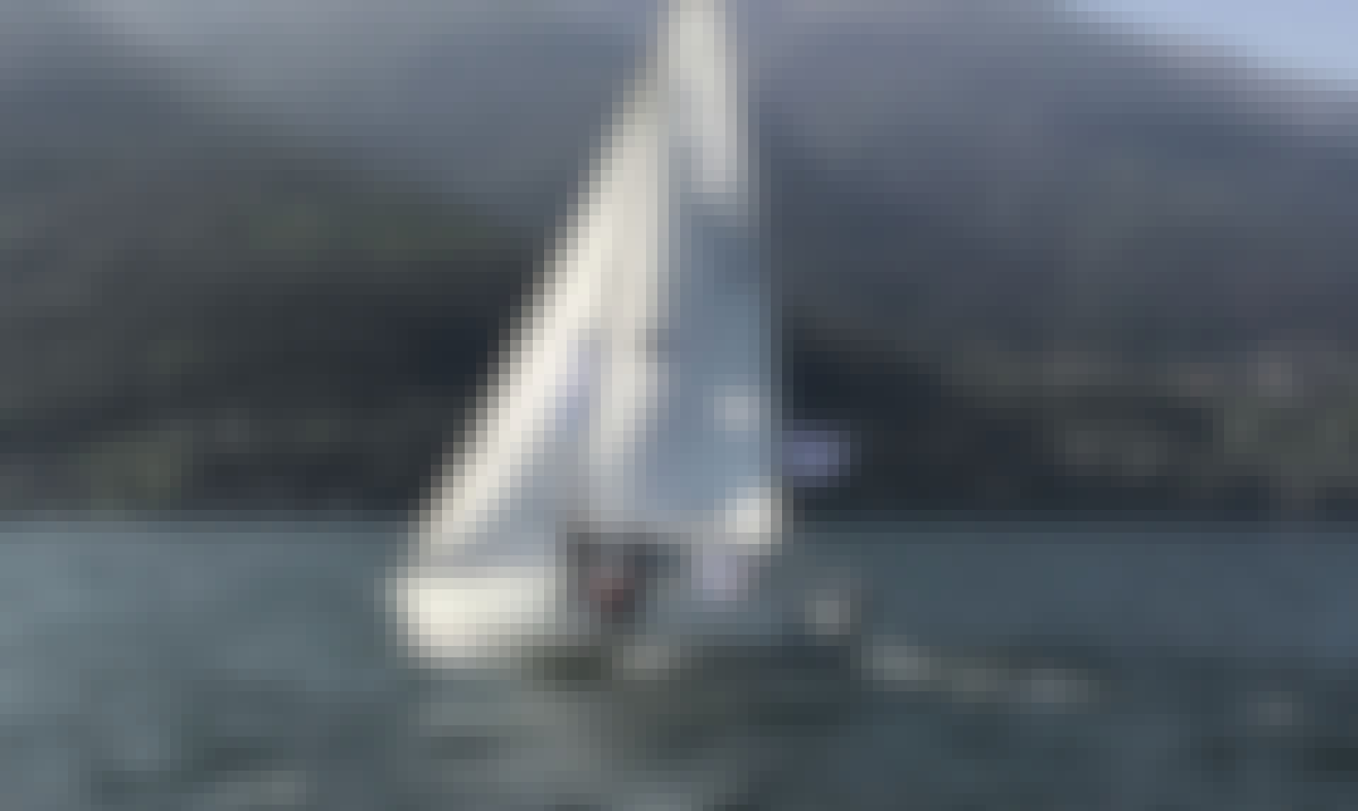 Rent 24' Daysailer in Dervio (LC) Lombardia